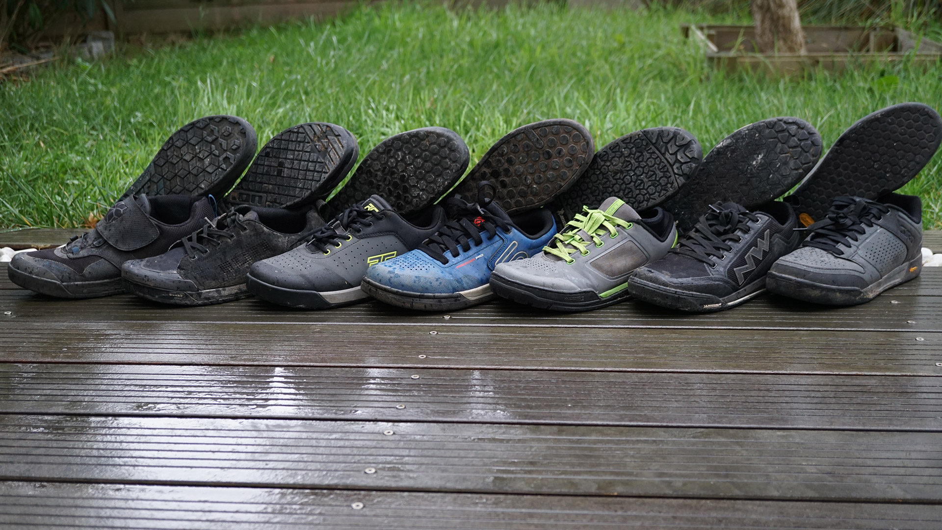 Comparatif Chaussures pedales plates