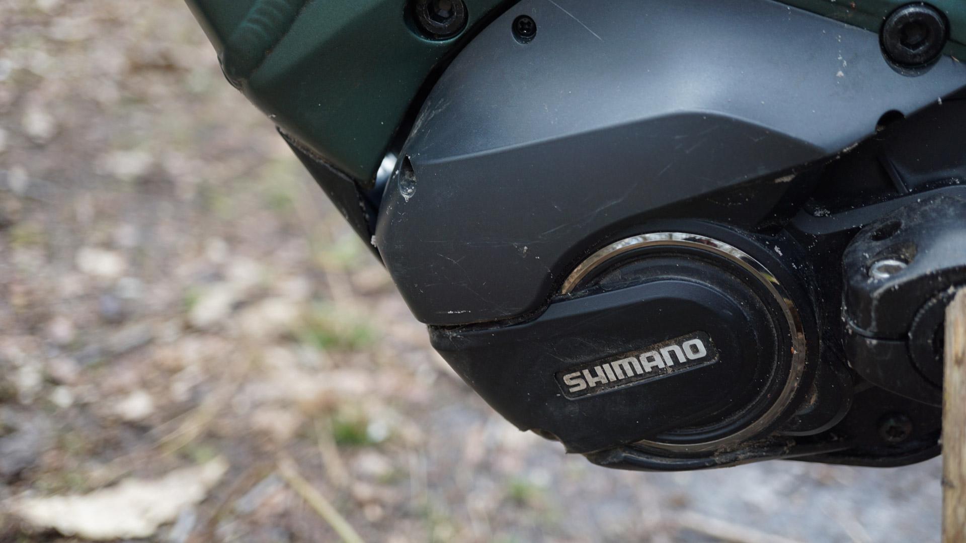 Shimano Steps E8000