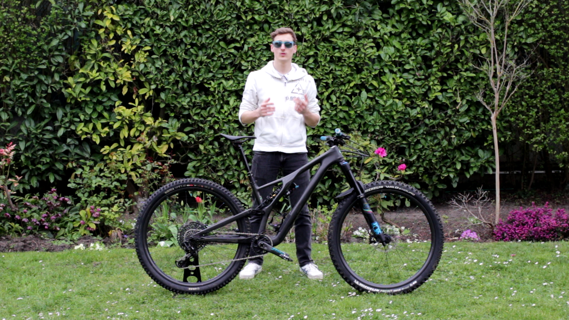 Specialized Stumpjumper Evo Carbone