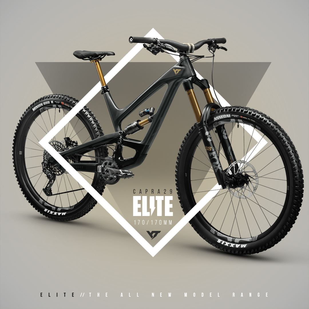 YT Capra Elite