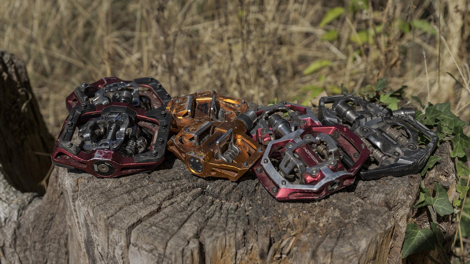 4 paires de pédales automatiques en test