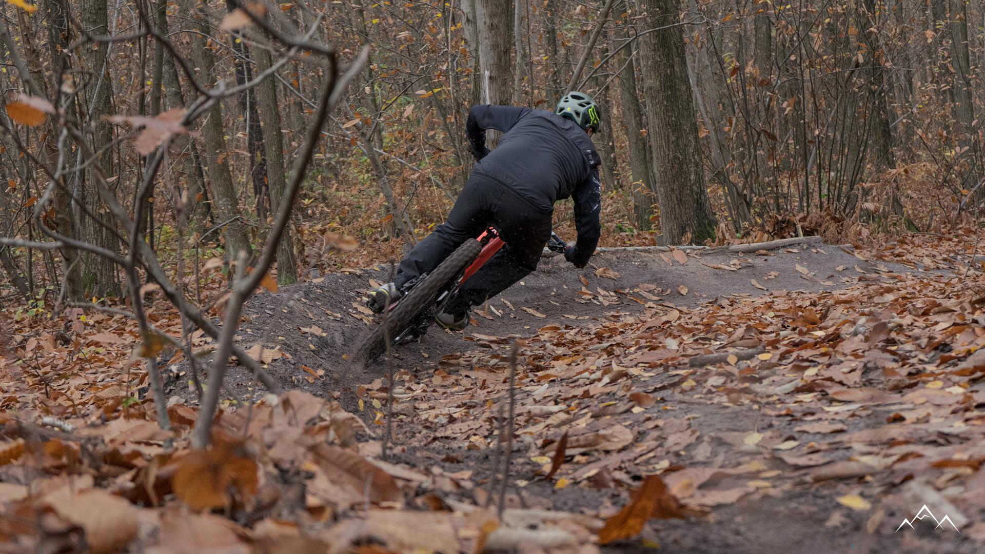Pirelli Scorpion eMtb riding