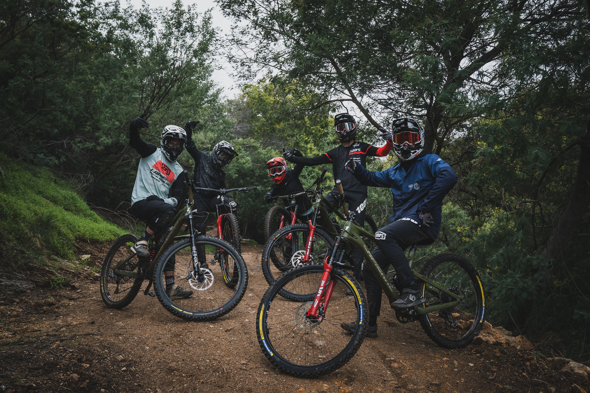 Lapierre Team Camp 2021. Mandelieu, France Photo by Matt Wragg
