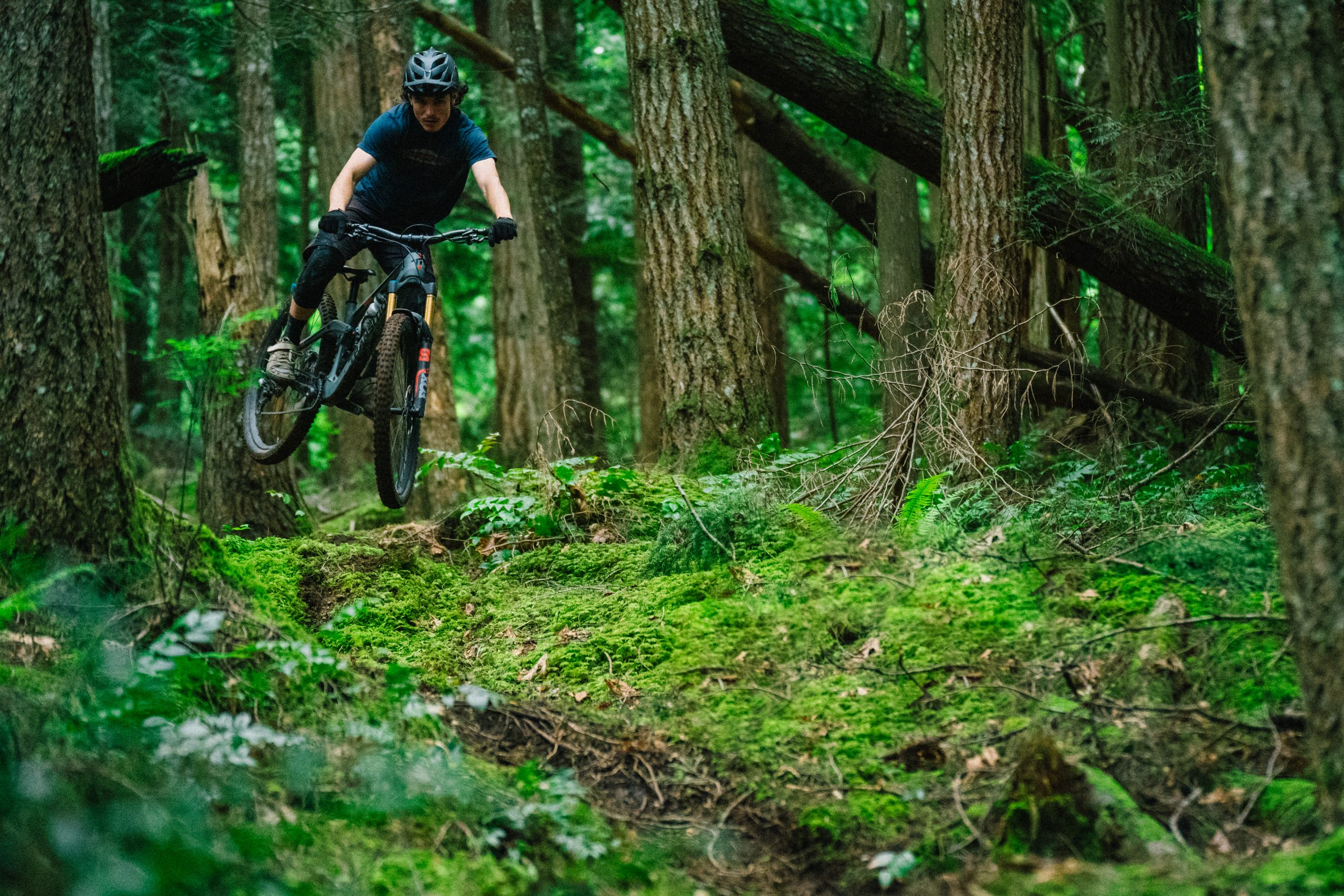 Transition Spire riding