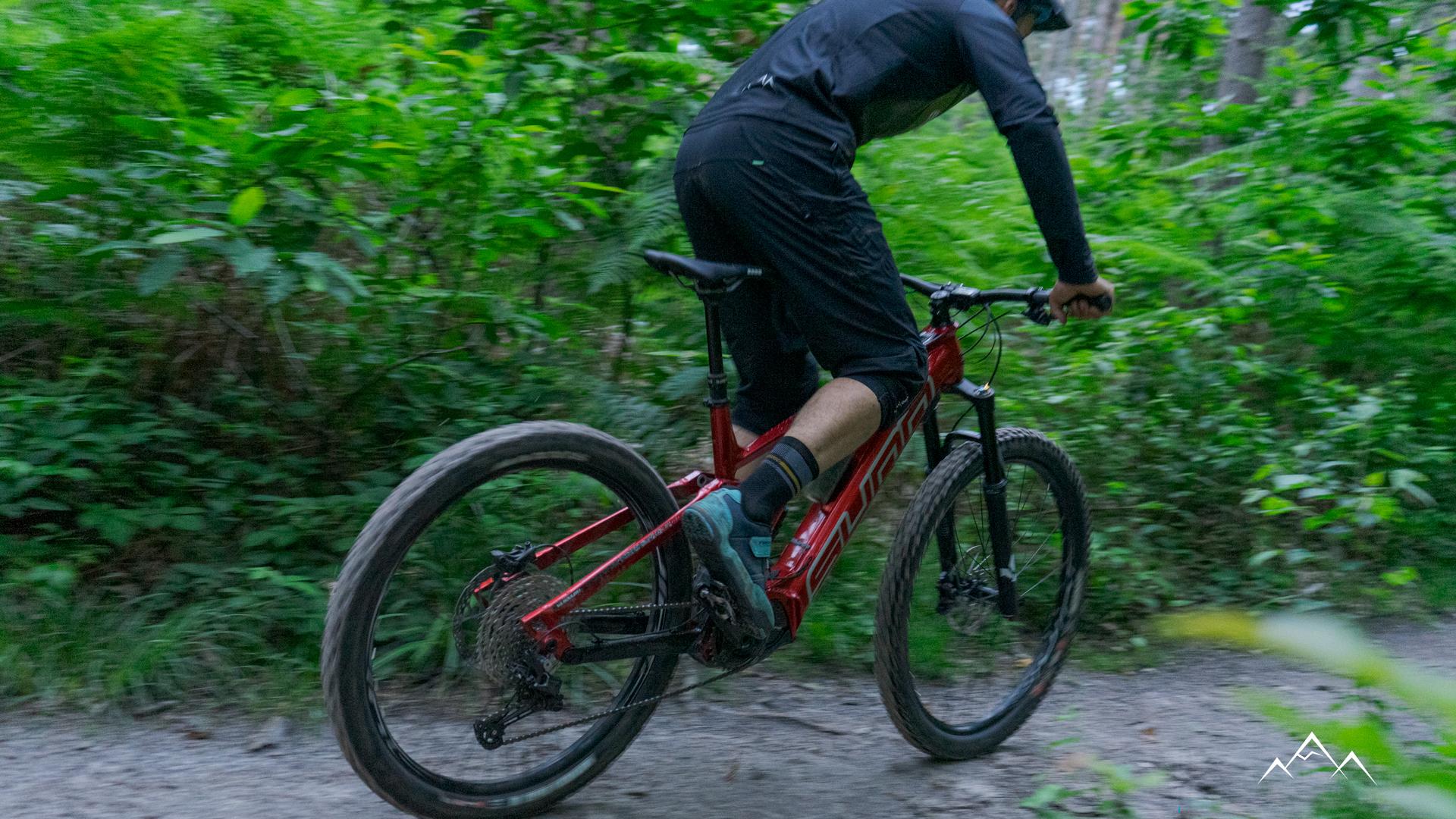 Sunn Kern EL Riding